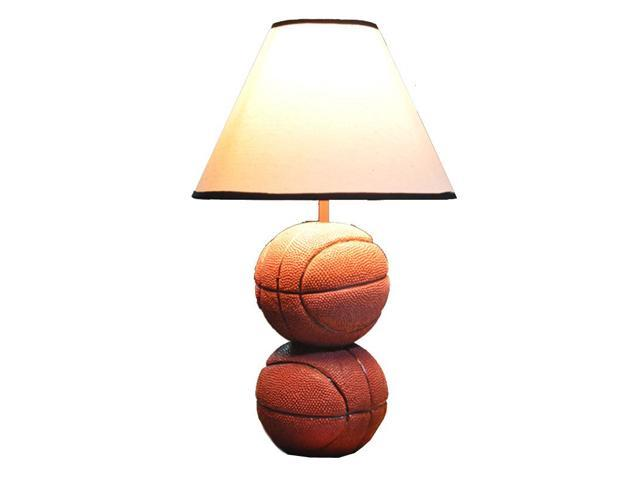 Kid\'s Room Cartoon Basketball Desk Lamp Creative Study Room ...