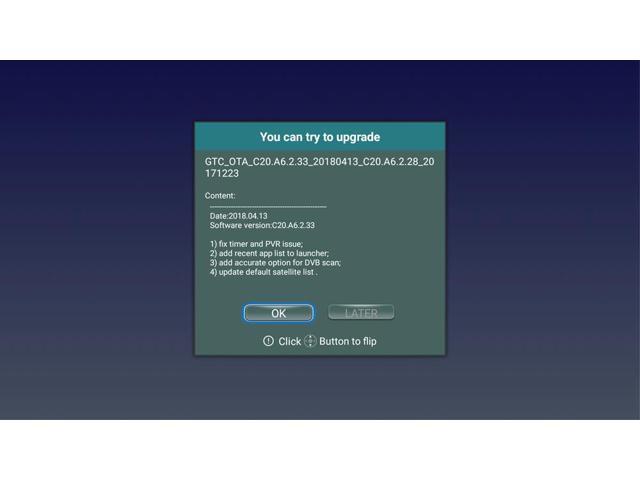 GTMEDIA GTS Android+DVB S/S2 TV BOX Amlogic S905D 2GBRAM +8GBROM Built-in  Wifi 2 4G+BT4 0 100M LAN - Newegg com