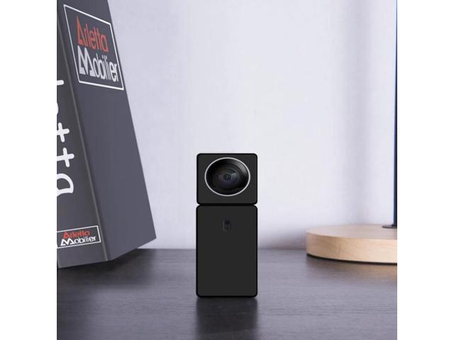 Xiaomi Hualai Xiaofang Smart WiFi IP Camera Two-way Audio Night Vision Dual CMOS - Black