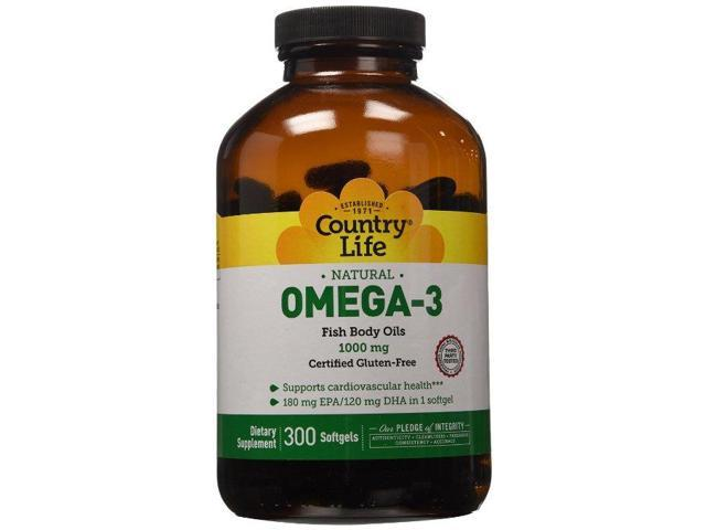 country life omega 3 review