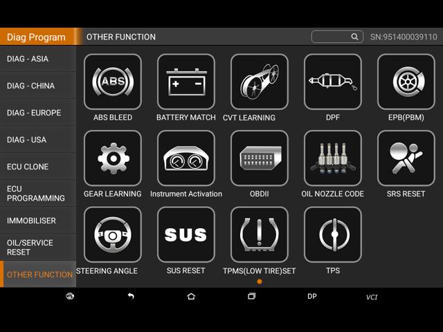 OBDSTAR X300 DP Plus Auto Key Programmer Pin Code Mileage Correction EEPROM  Tablet Immobilizer Key Master DP OBD2 Automotive Scanner Tool - Newegg com