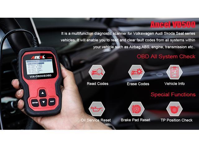 Audi Q7 Check Engine Light Reset