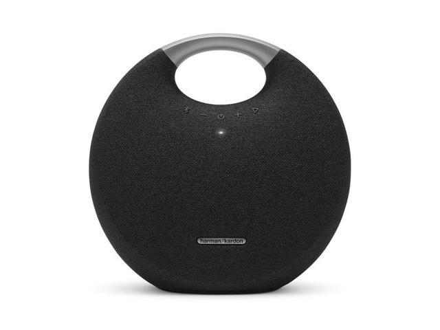Harman Kardon Speakers >> Harman Kardon Onyx Studio 5 Portable Bluetooth Speaker Black