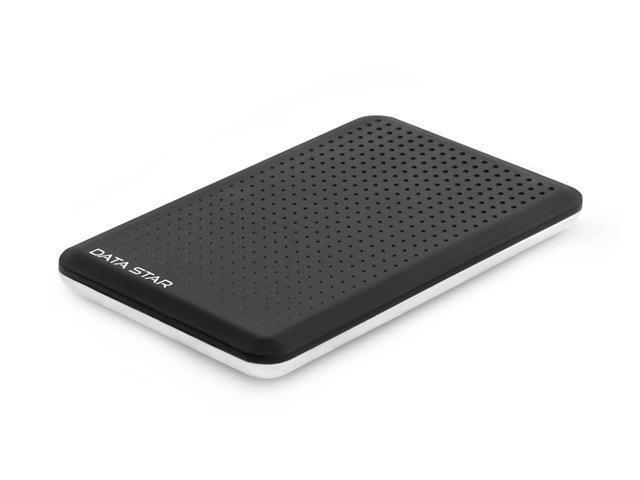 Kingwin DST 25 BK Black SSD SATA Hard Drive External Enclosure