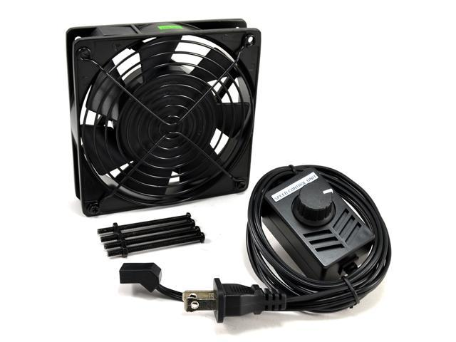 Ac Infinity Axial S1225 In Cooling Fan 115v 120mm By