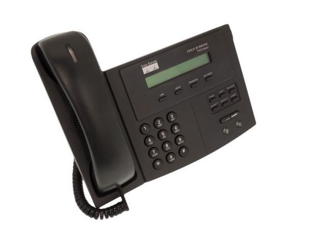 Refurbished: Cisco 7910G One Line Unified IP Phone, CP-7910G - Newegg com