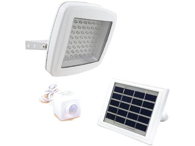 Guardian 480x Solar Security Flood Light With Standalone Pir Motion