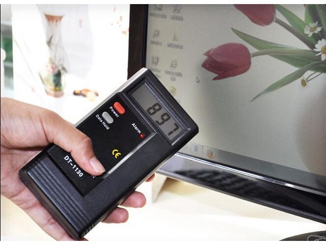 EMF Meter Electromagnetic Radiation Detector - Newegg com