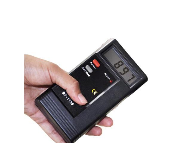 New Digital LCD Electromagnetic Radiation Detector EMF Meter Dosimeter  Tester - Newegg com