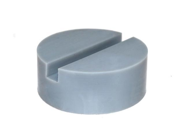 Universal Slotted Automotive Rubber Jack Pad Frame Rail Protector ...