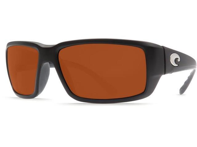 ca61f9b9e5af Costa-Del-Mar Fantail TF11OCP Black Copper Polarized Large New ...