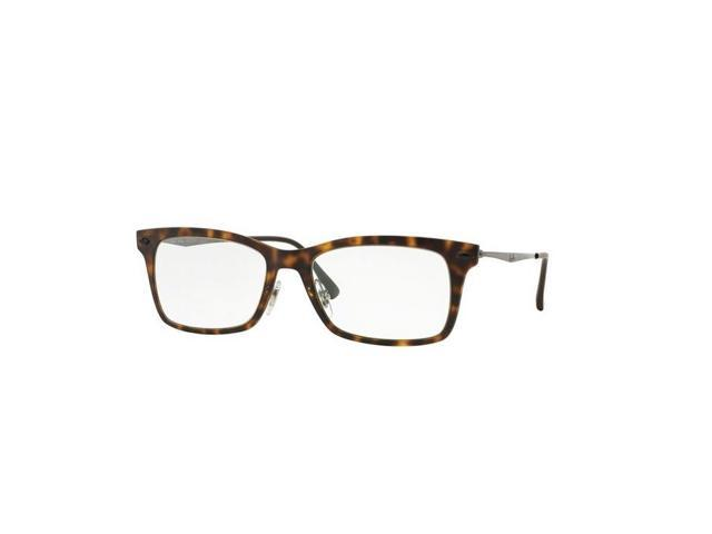 e950adf337 Ray-ban RX7039-5200-53 Unisex Havana Frame 53 mm Eyeglasses New In ...