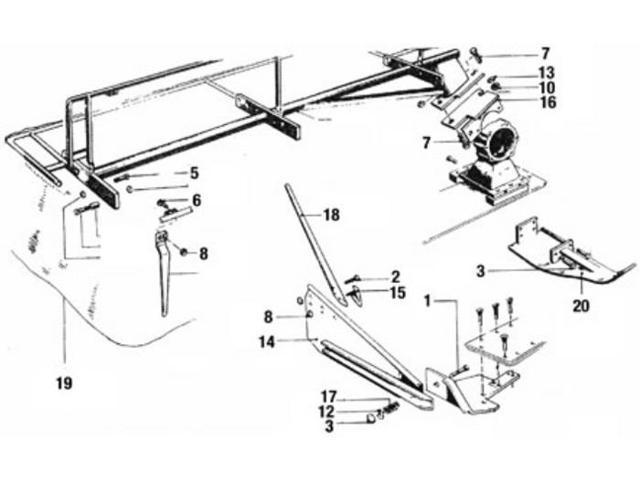 97884570 Disc Mower Curtain Made For Vicon CM216 CM217 ECC1106958 EC1106958  - Newegg com