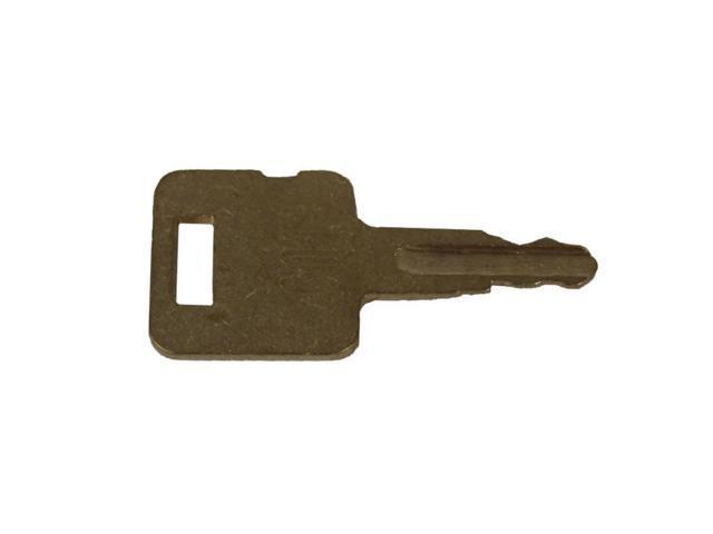Fuel. Caterpillar Heavy Equipment Key Part Number 5P8500 Door Ignition