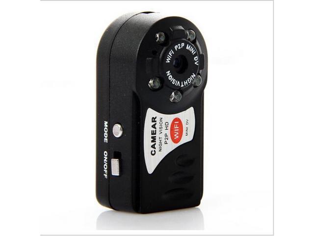 Mini DV WiFi Camera Q7 Wireless WIFI/P2P Network