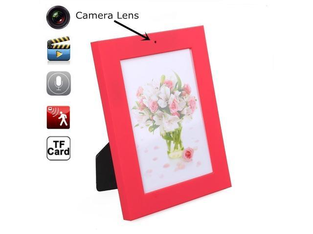 Photo Frame Spy Hidden Camera Mini Dvr Audio Video Camera Recorder
