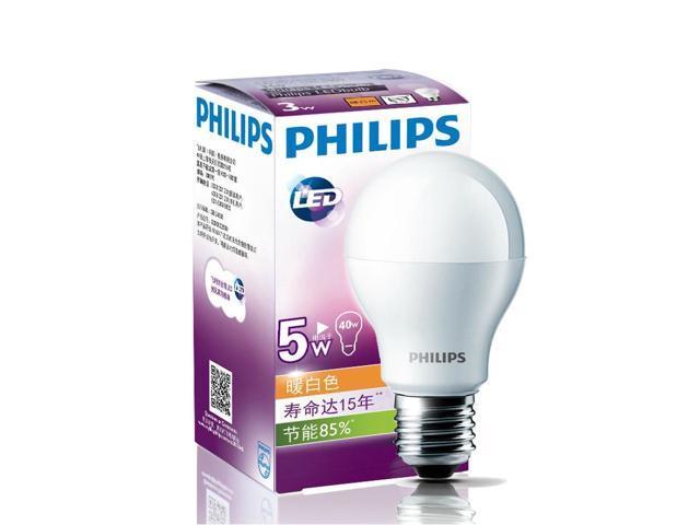 philips led 220 volt 240 volt 5 watt led light bulb e27 fitting warm white l 15 year