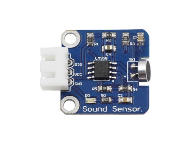 SunFounder Sound Sensor Module for Arduino and Raspberry Pi - Newegg com