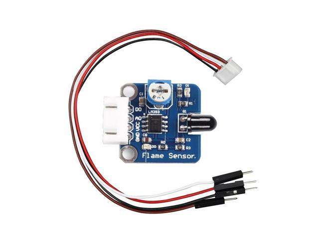 Cool Sunfounder Flame Sensor Module For Arduino And Raspberry Pi Wiring Database Ilarigelartorg