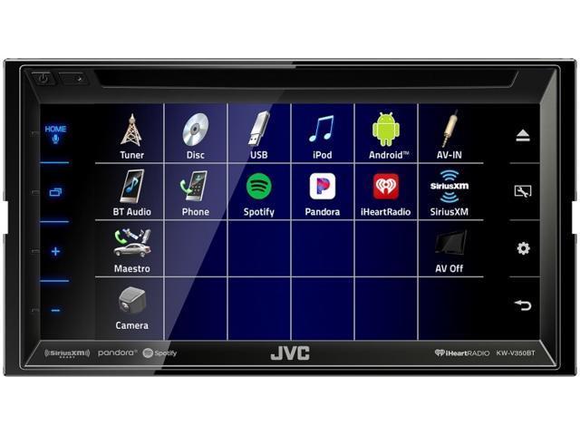 JVC KW-V350BT 6 8