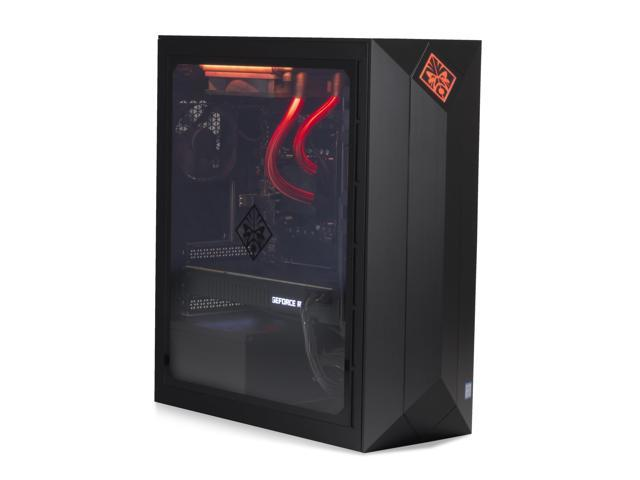 2019 Latest HP OMEN Obelisk Gaming Desktop PC (Liquid Cooled Intel Core i9-9900K CPU, NVIDIA RTX 2080 Ti 11GB GPU, Z390 Mobo, 750 Watt Platinum PSU, Windows 10 Pro, 2TB NVMe SSD + 2TB HDD, 64GB RAM)