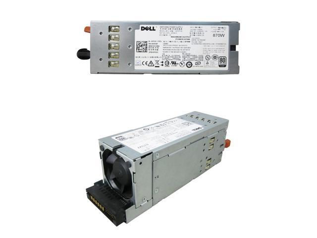 Refurbished: Dell 870W Power Supply for PowerEdge R710 and T610 - Newegg com
