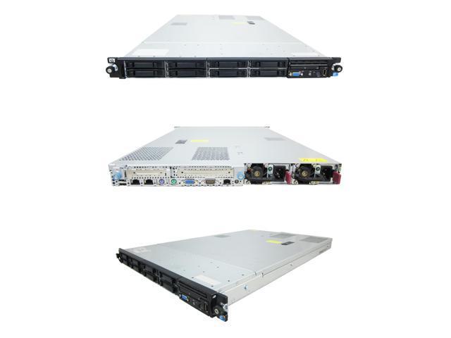 HP Proliant DL360 G7 SERVER 2x 6 CORE X5650 2.66GHz 64GB RAM 2x 72GB 15K SAS