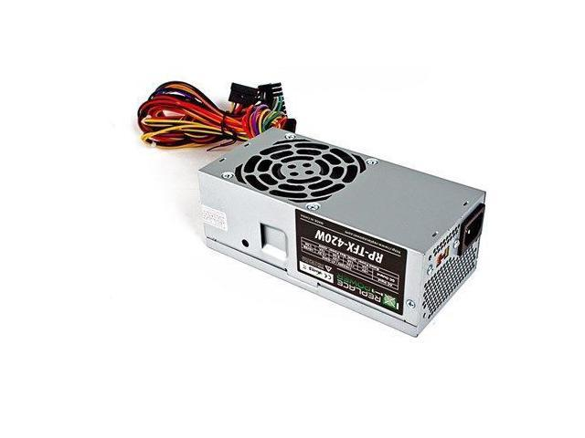Replacement Power Supply for Dell Studio Slim 540S Upgrade TC 420w NEW