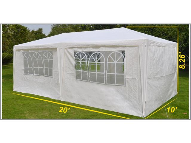 Sunriseumbrella 10 X 20 Canopy Wedding Party Tent With