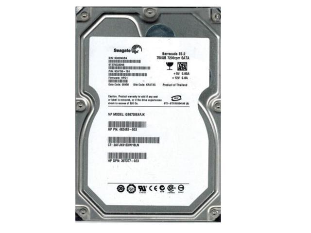 ST3320820NA Seagate Barracuda 320 GB 7200 RPM ATA IDE Internal Hard Drive Model