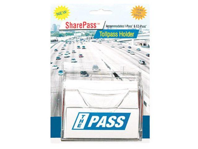 Sharepass Toll Pass Holder - Newegg com