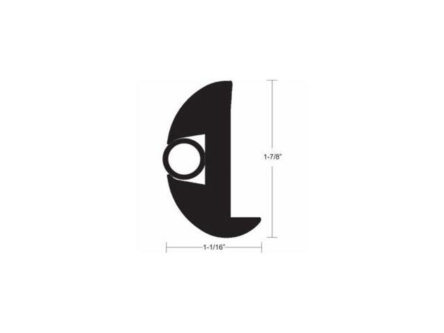 TACO flexible vinilo RUB RAIL KIT 1 7/8
