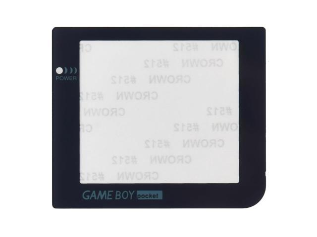 Replacement Clear Screen Plastic for Nintendo GameBoy Pocket Black -  Newegg ca