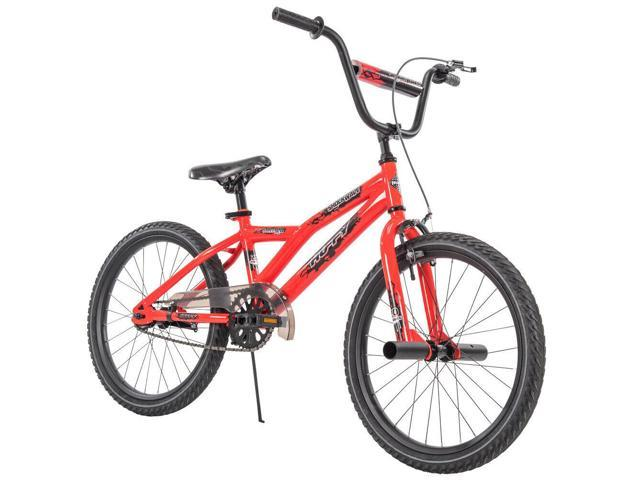 Boys 20 Inch Bike >> Huffy 20 Inch Shockwave Boys Bike For Kids Red Newegg Com