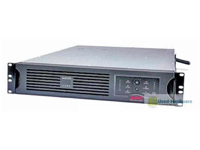 APC DELL DLA2200RM2U (SUA2200RM2U) SMART-UPS 2200VA 1980W 120V Power Backup  UPS, New Batteries with Warranty - Newegg com