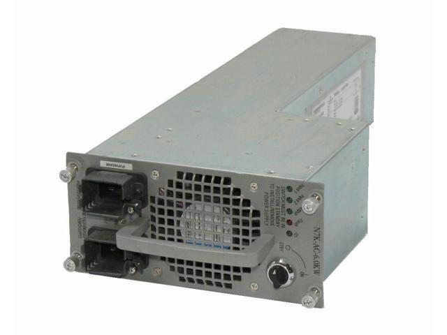 Cisco N7K-AC-6 0KW Nexus 7000 6 5kW AC Power Supply C7010/C7009/C7018 -  Newegg com