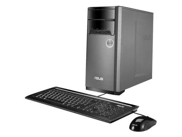 ASUS M32CD Desktop (Core i5, 8GB DDR4, 1TB, Windows 10) with Keyboard and  Mouse, PC Computer - Newegg com