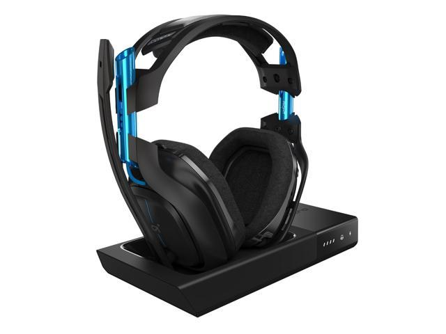20ae3af71c5 ASTRO Gaming A50 Wireless Dolby Gaming Headset - Black/Blue - PlayStation 4  + PC