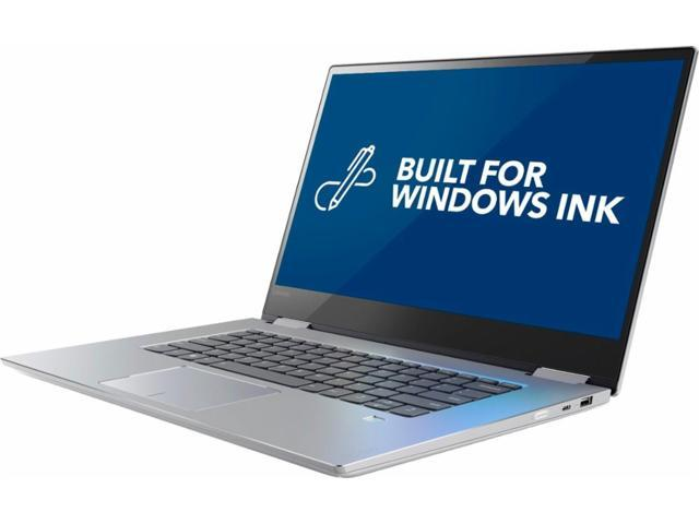 Lenovo Laptop Yoga 720 80X7001TUS Intel Core i7 7th Gen 7700HQ (2 80 GHz) 8  GB Memory 256 GB SSD Intel HD Graphics 630 15 6