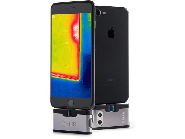 FLIR ONE Thermal Imaging Camera for iOS (Gen 3) - Newegg com