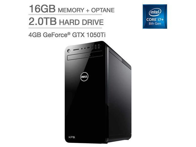 Astounding Dell Xps Tower Intel Core I7 Geforce Gtx 1050Ti Desktop Pc Computer 16Gb Memory Optane 2Tb Hard Drive 4Gb Geforce Gtx 1050I I7 Download Free Architecture Designs Itiscsunscenecom