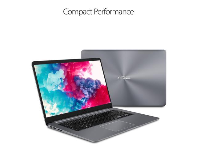 "ASUS VivoBook F510QA 15.6"" WideView FHD Laptop, AMD Quad Core A12 ..."