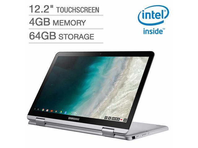 Samsung 12 2 Touchscreen 2 In 1 Chromebook Intel Celeron 1920 X 1200p Digital Pen Bonus Pouch Xe520qab K04us Laptop Notebook Tablet 4gb 64gb Storage Newegg Com