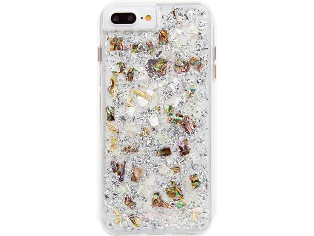 the latest 9bb3c bc951 Case-Mate Karat Pearl Case for Apple iPhone 6s Plus/7 Plus - Mother of  Pearl/Clear - Newegg.com