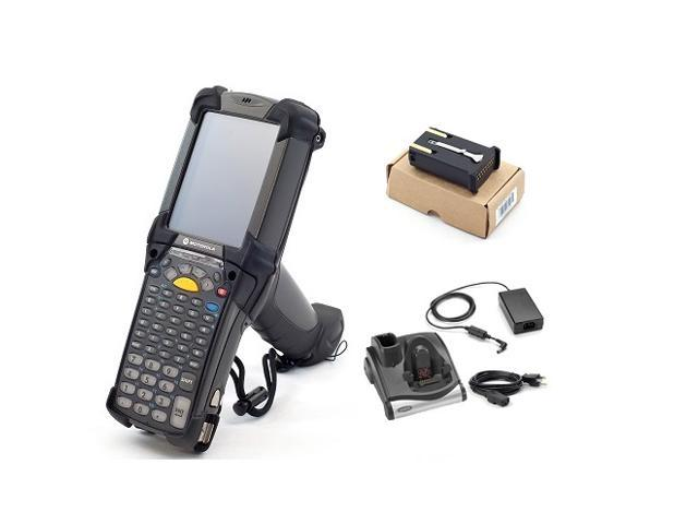 Symbol Mc92n0 G Rugged Gun Style Wireless Mobile Computer Starter