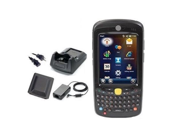MC55 Handheld Computer Barcode Scanner: Wireless LAN, 2D/1D Bar code  Reader, Windows Mobile 6 5 OS, Charger Cradle - Newegg com