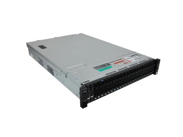 Dell Poweredge R200 Xeon X3360 Quad Core 2.83GHz 2GB 250GB 7.2K SATA HDD Rails