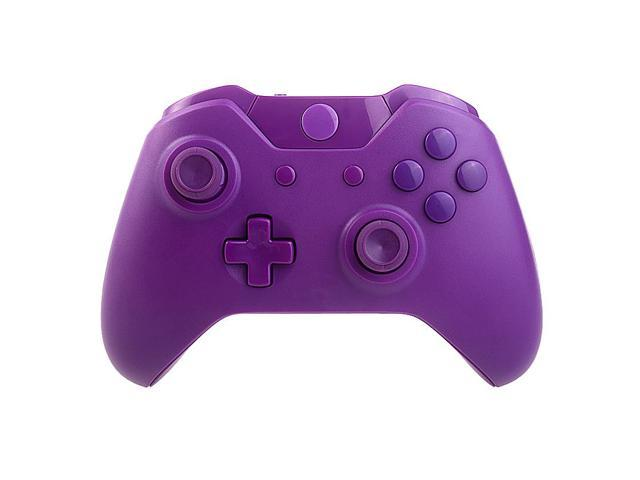 eXtremeRate® Solid Purple Custom Full Housing Shell Case with Buttons Tools  Replacement Parts for Microsoft Xbox One Controller - Newegg com