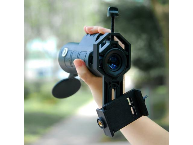Cellphone telescope adapter megadream universal photo mount work