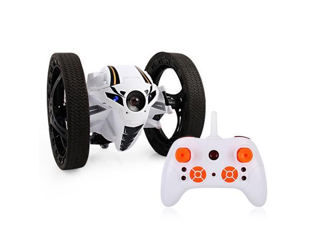 Mini Drone Jumping Rc Car Bounce Car Robot Toy With Remote Control